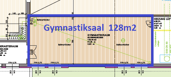 gymnastiksaal